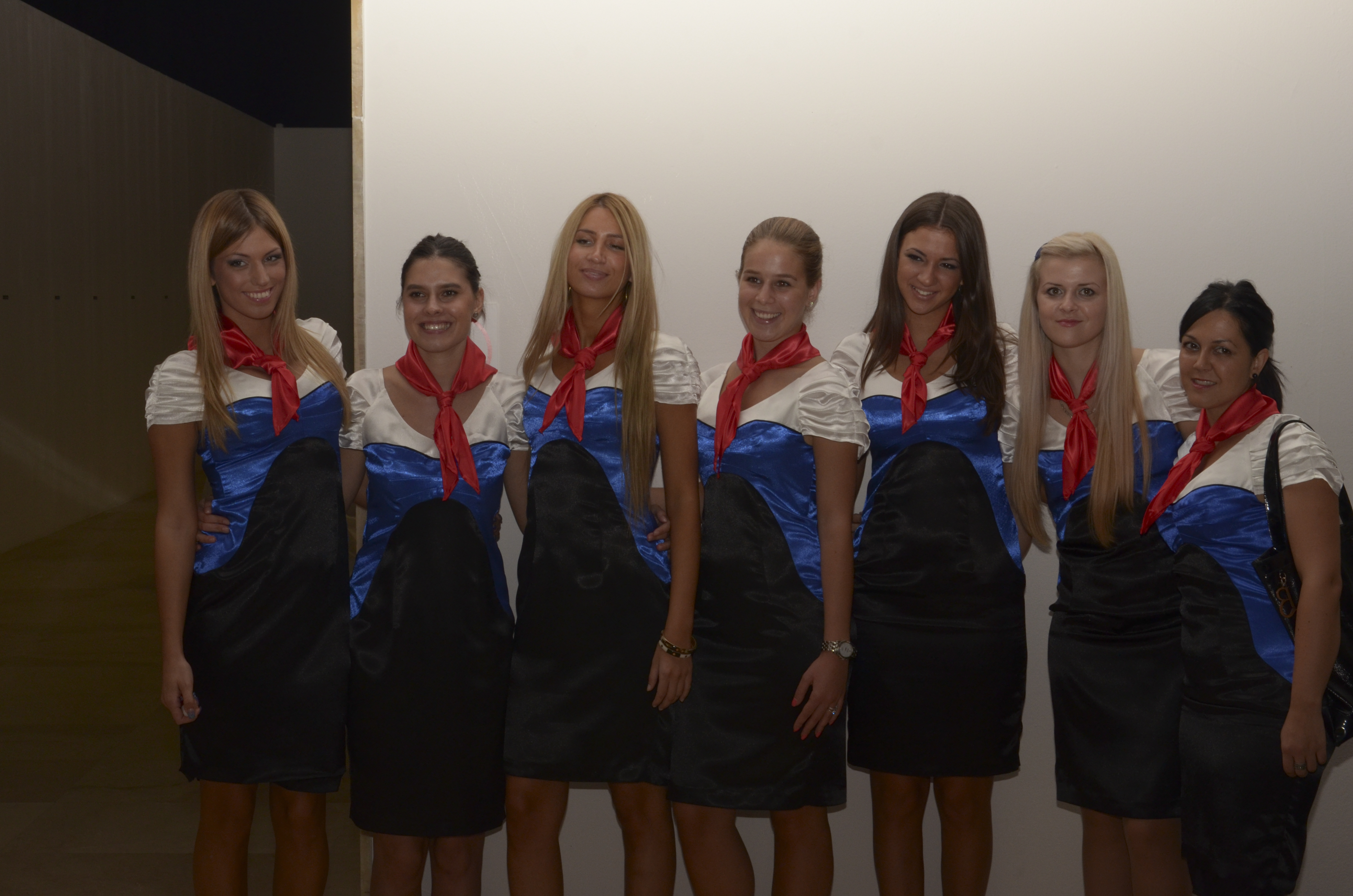 EIAT Gala Dinner at Museum of the History of Yugoslavia